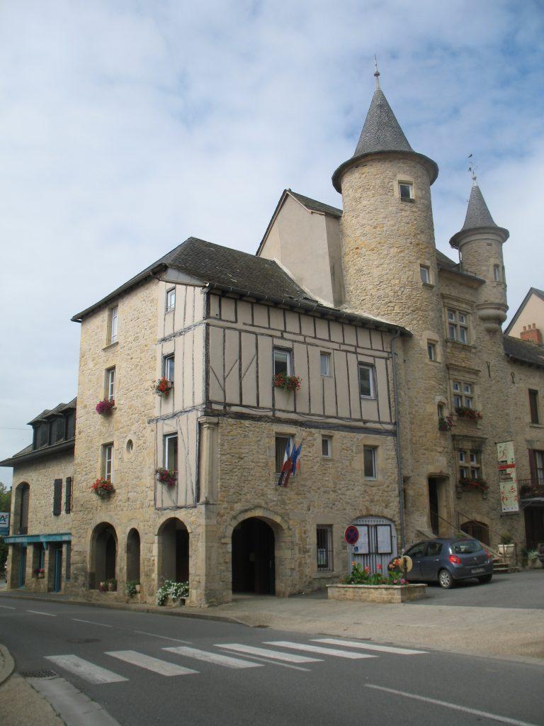 Mairie de Montbazens