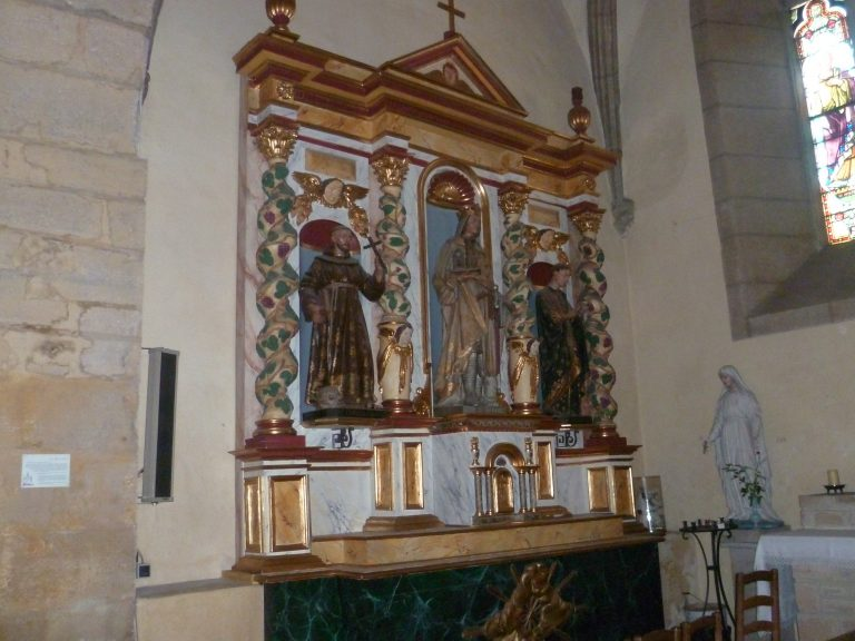 Retable de Montbazens