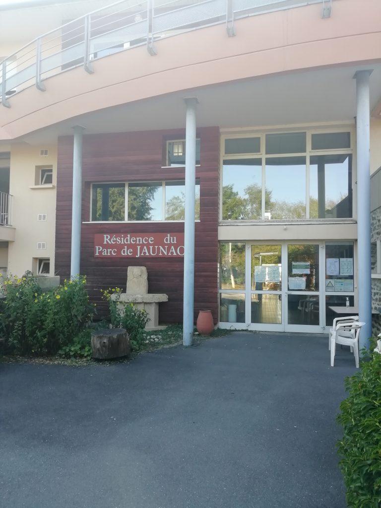 Maison de retraite Jaunac